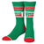Mountain Dew Retro Men's Crew Sock Green