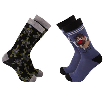 Mr. Potato Head Socks 2 Pack