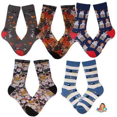 Animal Rescue Mega Sock Pack