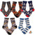Animal Rescue Mega Sock Pack Multi / Men's