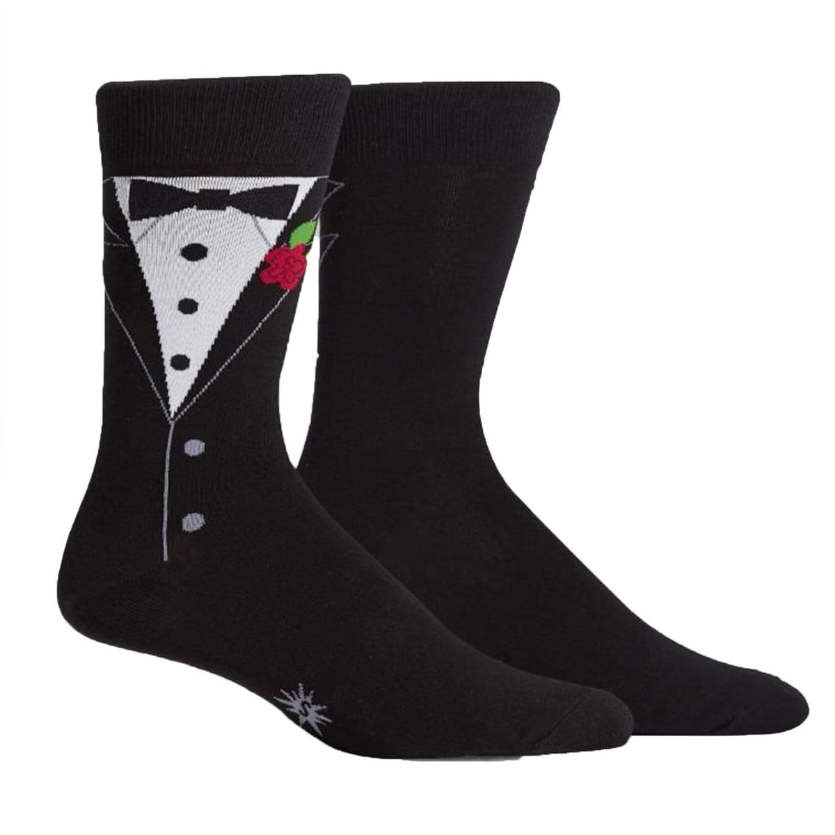 Black Tie Affair Crew Socks Crew Sock