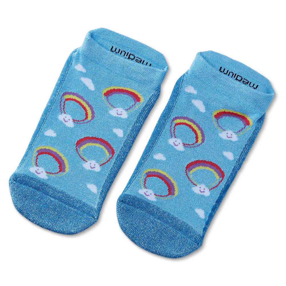 Super Benji's Rainbows Ankle Socks