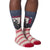 Ride Free Crew Socks Men's Crew Sock Regular / Navy