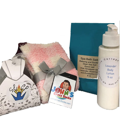 Spa Day Gift Pack Multi