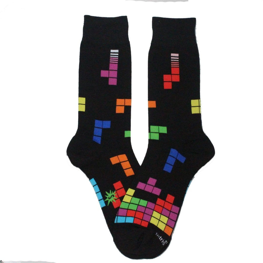 Tetris Action Crew Socks