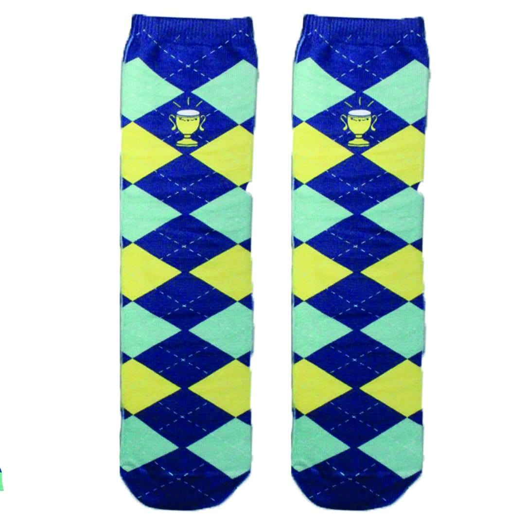 Trophy Socks Unisex Crew Sock Green