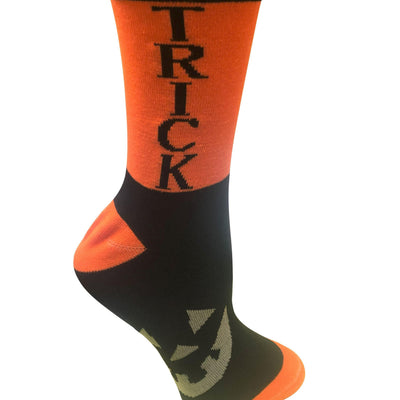 Trick or Treat Women's Crew Sock