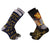 Wizard Of Oz Socks 2 Pack Black