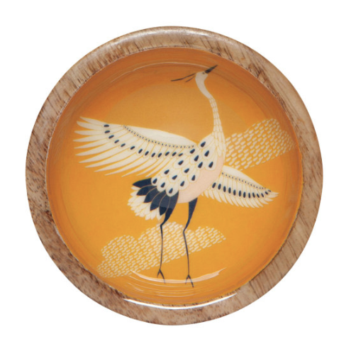 Flight of Fancy Mini Mango Bowl