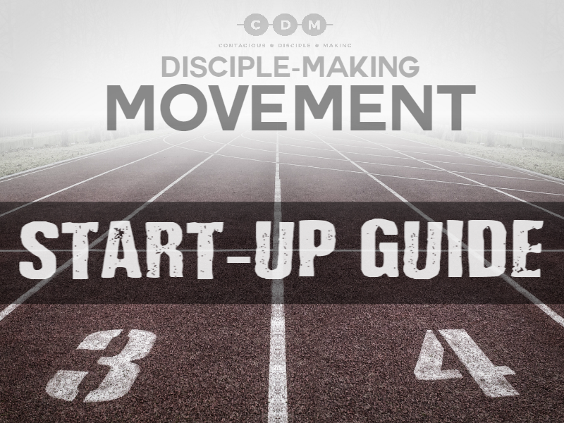 Getting Started - Simple Ways You Can Become a Movement-focused Disciple-Maker
