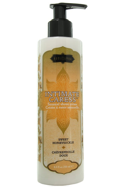 Sweet Honeysuckle Shave Creme in 8.5oz/250ml