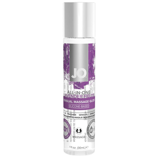 All in One Lavender Massage Glide in 1oz/30ml