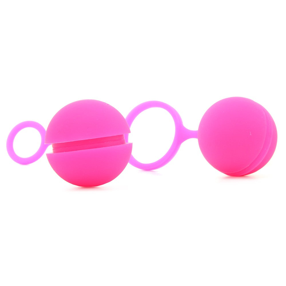 Bfit Classic Love Balls in Powder Pink
