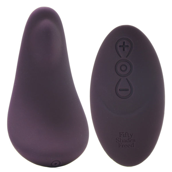 My Body Blooms Remote Knicker Vibrator