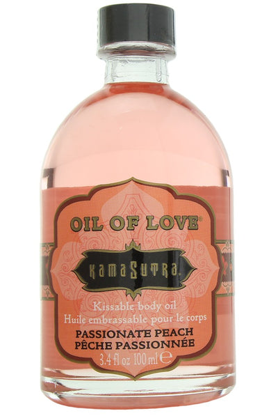 Oil of Love 3.4oz/100ml in Passionate Peach
