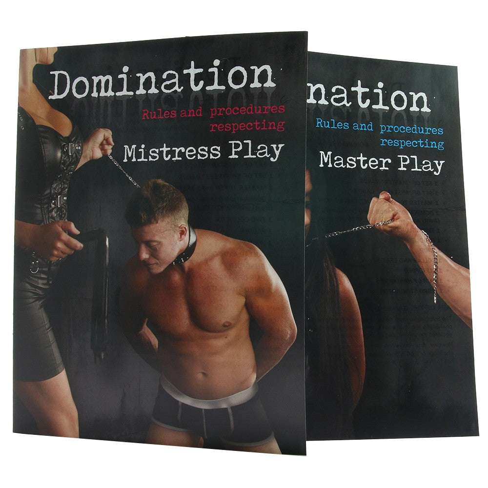 Domination Adult Game for Daring Couples