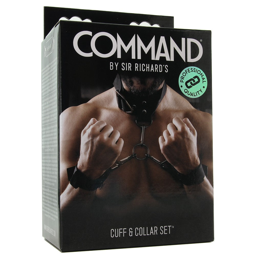 Command Cuff & Collar Set
