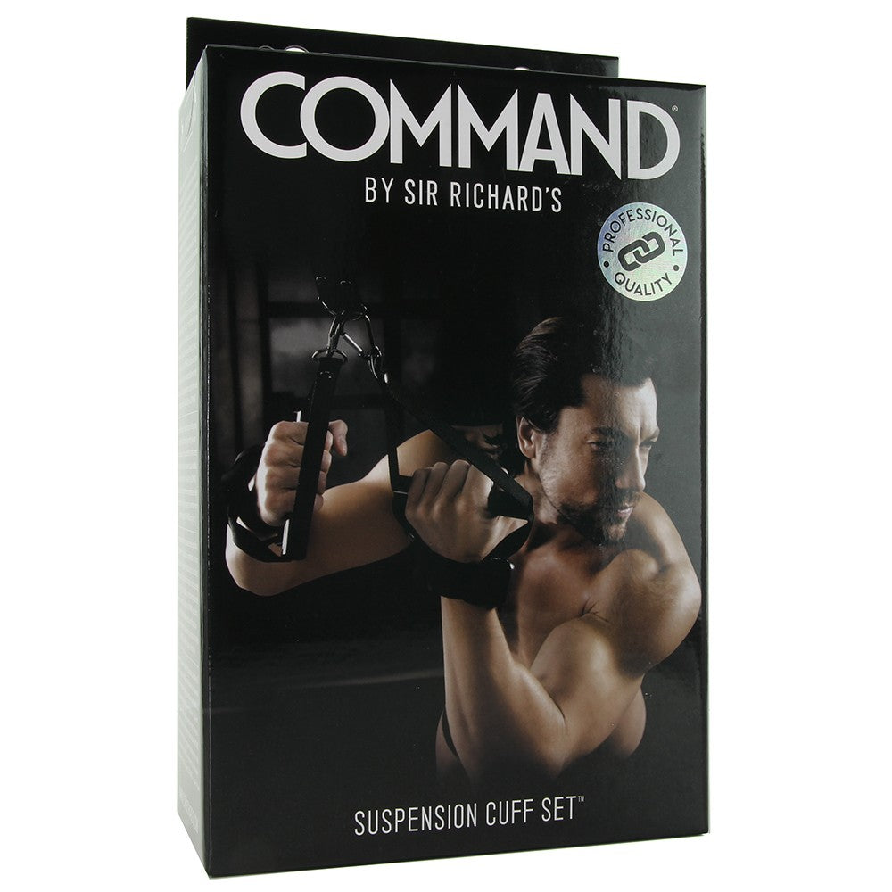 Command Suspension Cuff Set