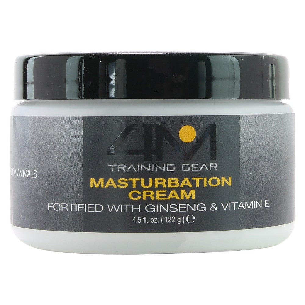 4M Masturbation Cream with Ginseng in 4.5oz/122g