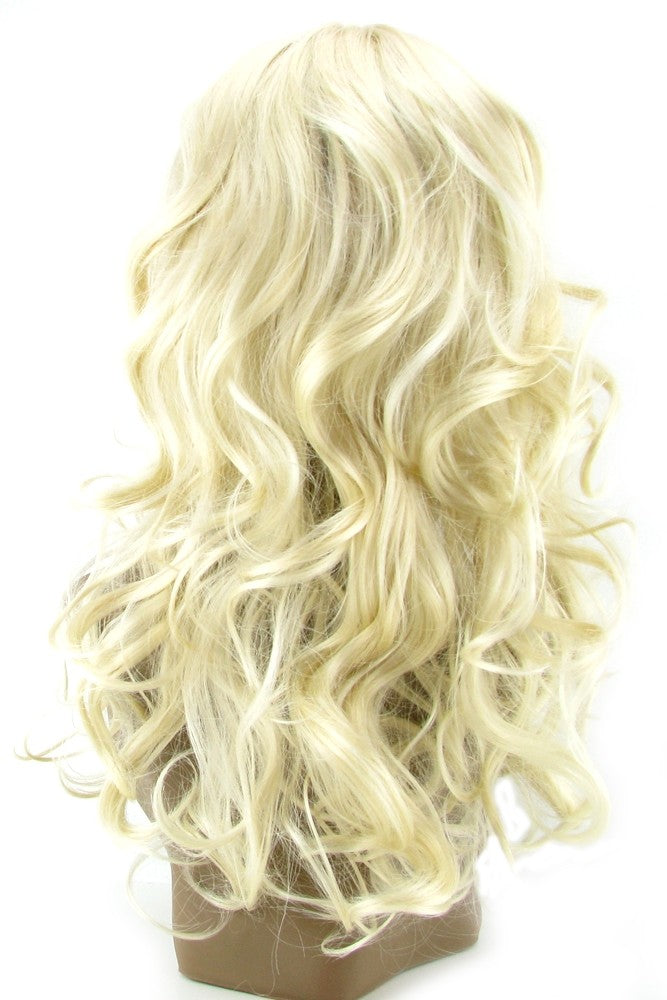 Aubrey Wig in Platinum Blonde