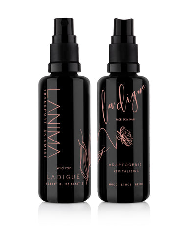 Mini SUSTAIN Luminous Face Oil