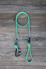 Key Lime Climbing Rope Leash
