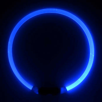 KONA Light-Up Collar (Blue)