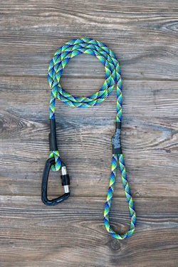Limited Edition Aqua Climbing Rope Leash