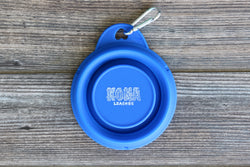 Travel Pop-Up Dog Bowl