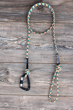 Coral Climbing Rope Leash