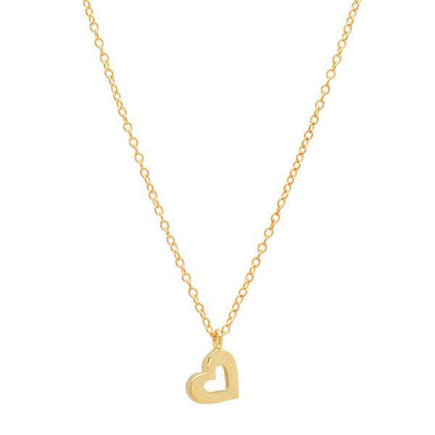 14K Gold The Father's Love Necklace, , Heaven Culture Jewelry