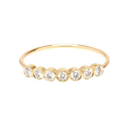 14K Perfection Diamond Ring, , Eversmart Beauty