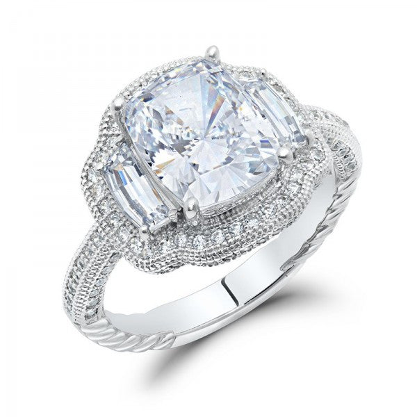 Swarovski® Diamond Ring