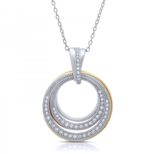 Swarovski® Diamond Necklace, Swarovski Pendants, Heaven Culture Jewelry