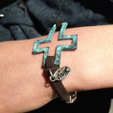 Cross Bracelet, Heaven Culture bracelet, Heaven Culture Jewelry