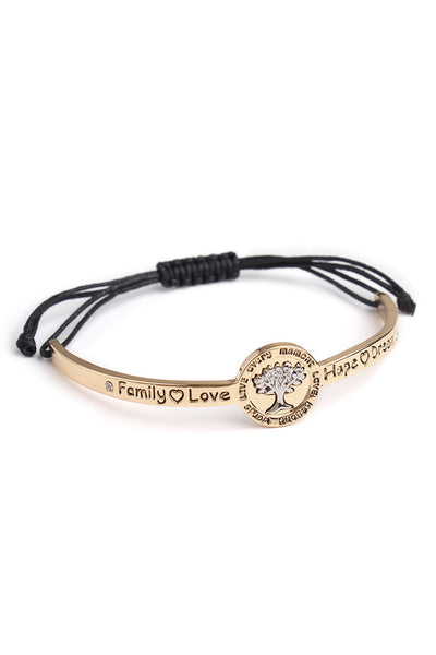 Live Every Moment Bracelet, Heaven Culture bracelet, Eversmart Beauty
