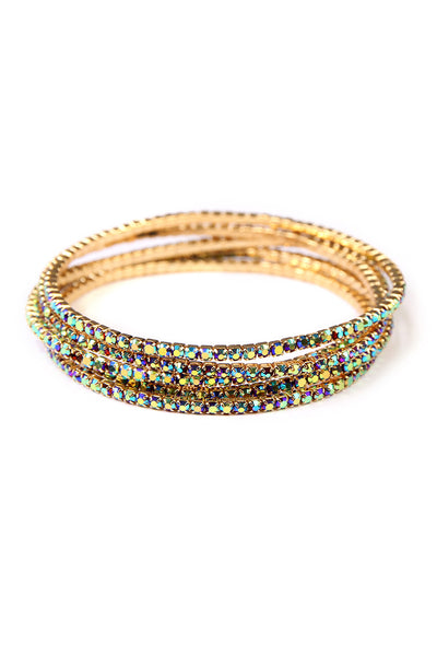 Five Line Stretchable Braclet, Heaven Culture bracelet, Eversmart Beauty