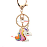 Unicorn Keychain, , Heaven Culture Jewelry