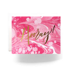 Horray! Greeting Card, Greeting Cards, Eversmart Beauty