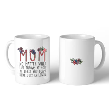 MOM Coffee Mug, Gifts, Eversmart Beauty