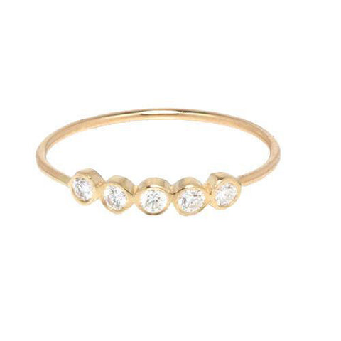 Number 5 Grace Diamond Heaven Culture Ring, Grace Heaven Culture Diamond Ring, Eversmart Beauty