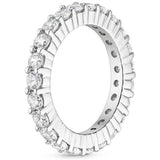 Platinum Diamond Eternity Ring (2 CT. TW.), Heaven Culture Diamond Eternity Ring, Heaven Culture Jewelry
