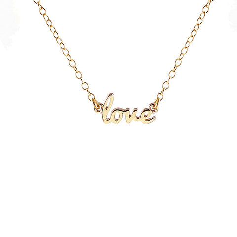 John 3:16 Love Necklace, Heaven Culture Necklace, Eversmart Beauty