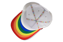 Limited Edition 50th Anniversary Pride Hat #SFPRIDE50