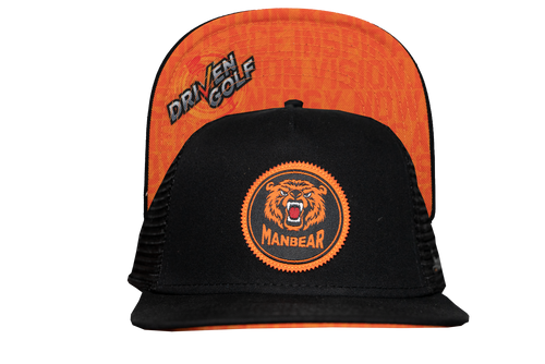 Manbear (Black/Orange/White) LIMITED EDITION