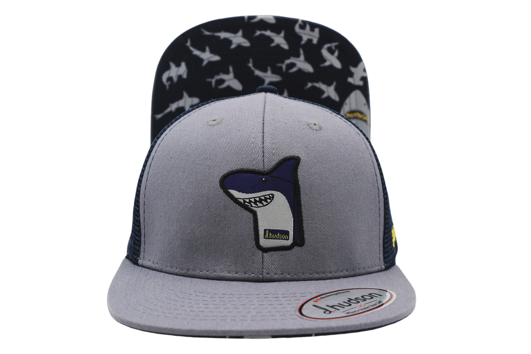 Baby Shark (Gray/Navy/Yellow) AVAILABLE NOW!