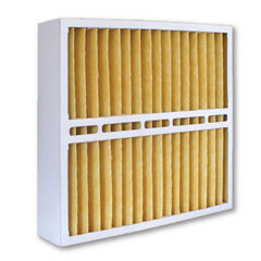 EeX110 MERV 11 Pleated Thick Furnace Air Filter