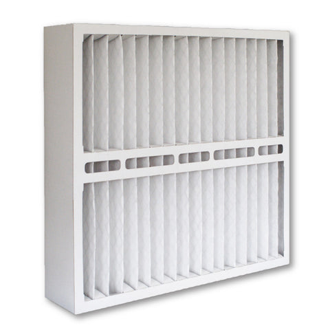 EeX130 MERV 13 Pleated Thick Furnace Air Filter
