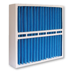 EeX80 MERV 8 Pleated Thick Furnace Air Filter