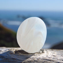 [Sold] Davenport Swirled and Layered Opalescent Egg Sea Glass